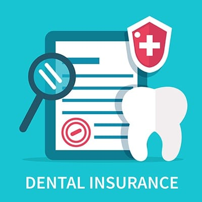 Animated dental insurance forms